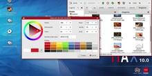 MAX 10.0 - Selección de color de MATE