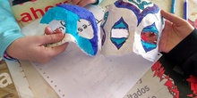 Máscaras de escayola 11