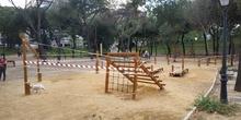 La pandemia en los parques infantiles 14