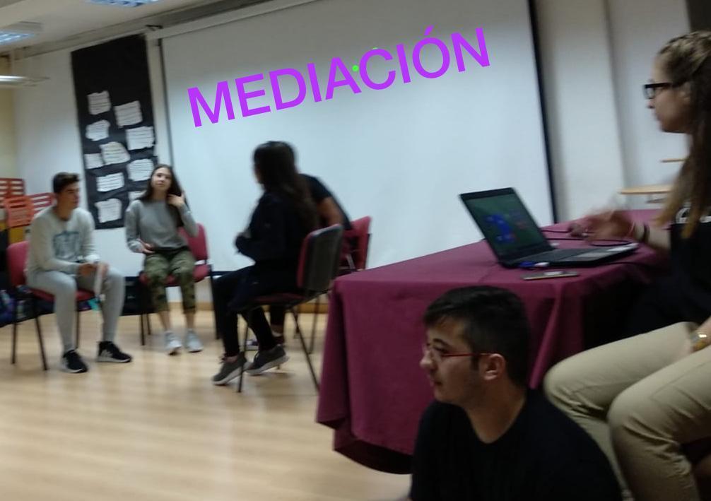 Presentación Mediación 2018-19