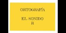 PRIMARIA - 3º - ORTOGRAFÍA R - LENGUA - FORMACIÓN
