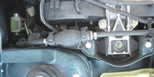 Bomba manual de cebado de combustible