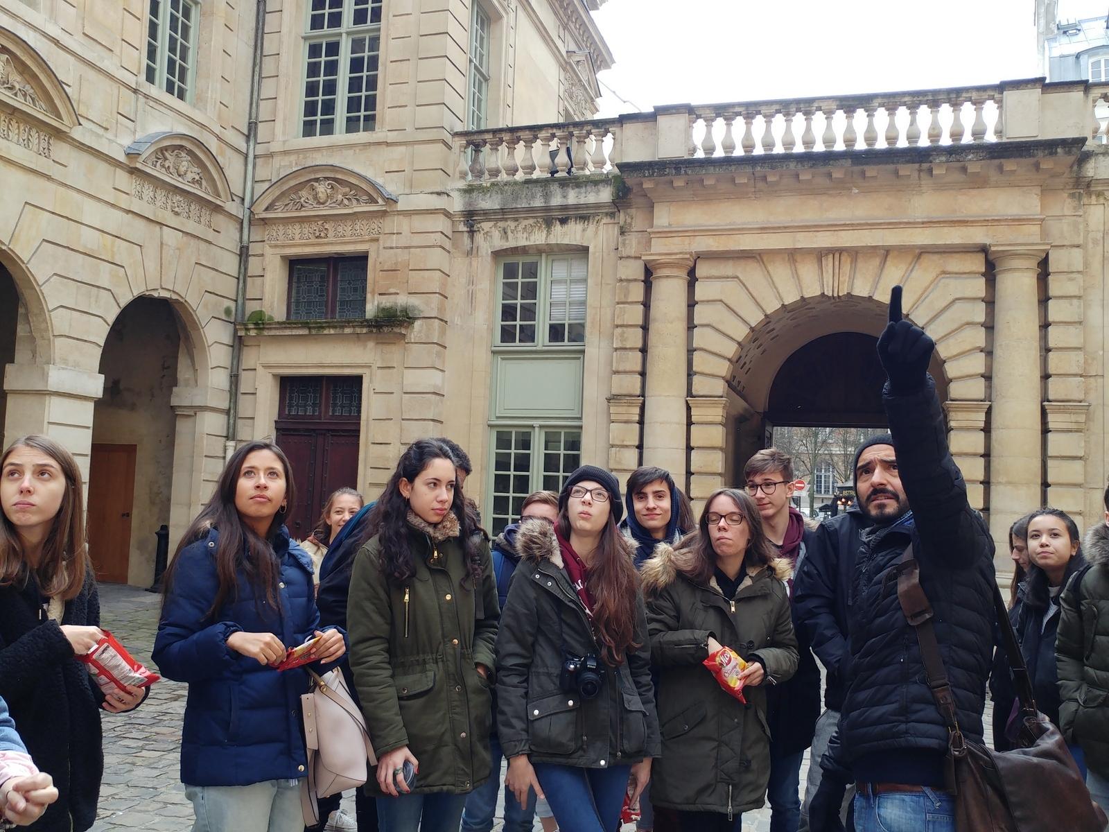 Viaje Cultural a Paris 4º ESO 19