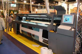 Plotter vlf para impresión de soportes no papeleros