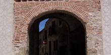 Puerta de la muralla de Pedraza, Segovia, Castilla y León
