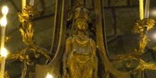 Efigie de lucerna, Catedral de Badajoz