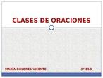 SECUNDARIA-LENGUA-CLASES DE ORACIONES