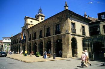Ayuntamiento de Avilés, Principado de Asturias