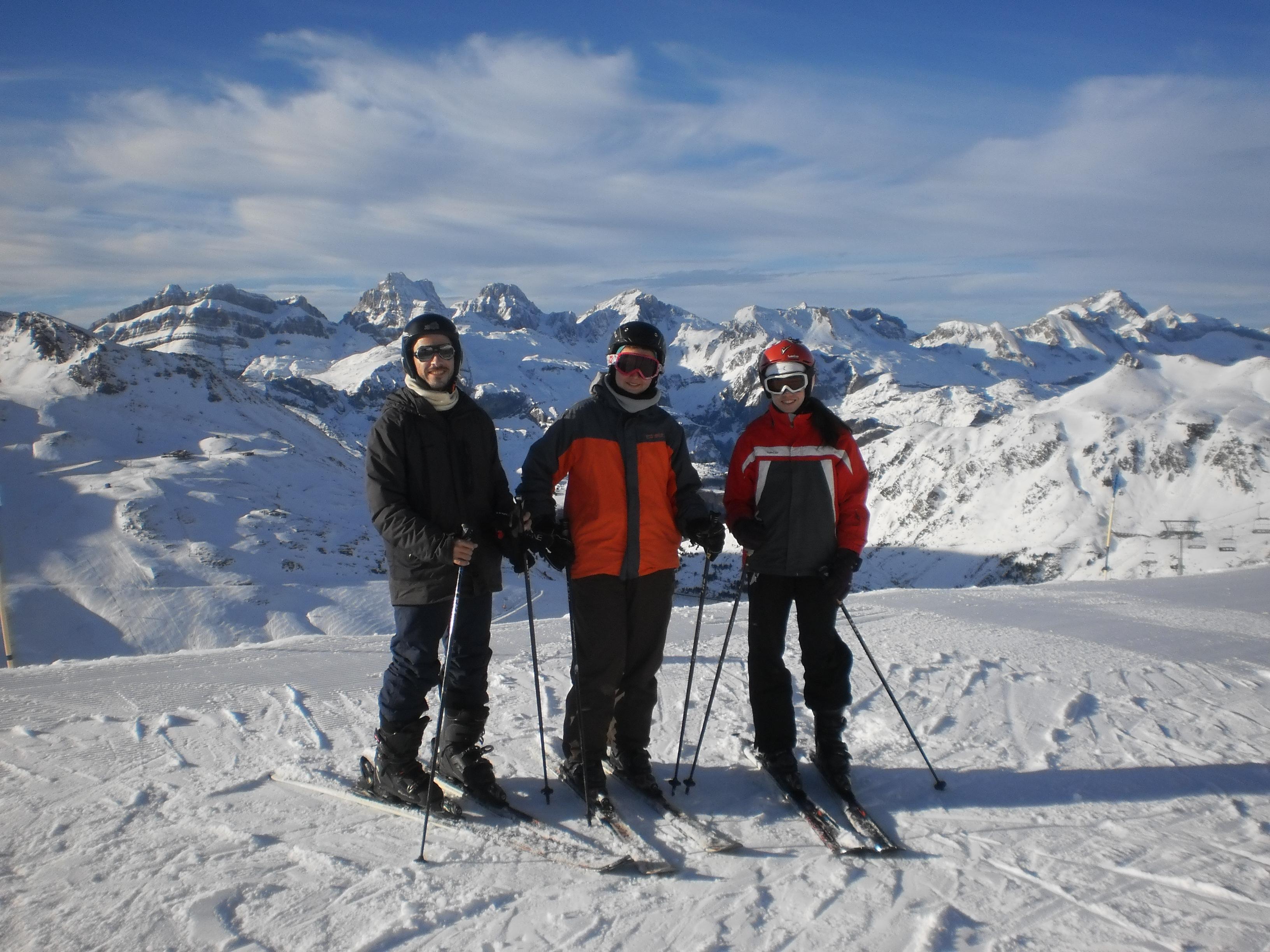 2017 excursión nieve 14