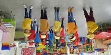 Infantil 5 A prepara la Navidad a todo ritmo_CEIP FDLR_Las Rozas