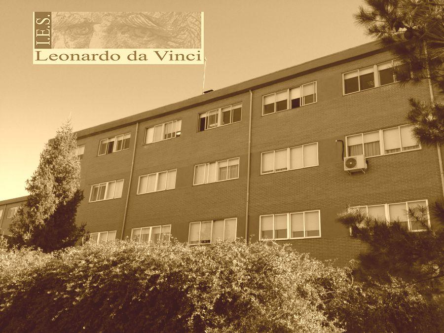 Imagen IES LEONARDO DA VINCI