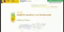 Anizeto Calzeta y la Tecnología