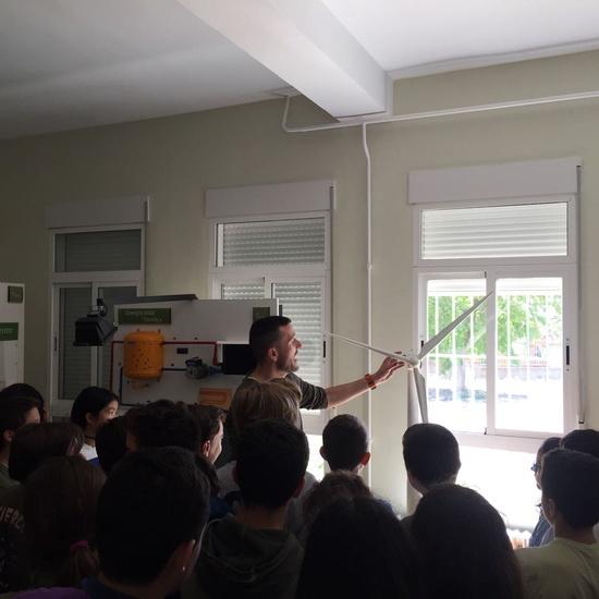 Aula Didáctica de Iberdrola Energías Renovables_2 8