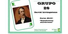 GRUPO 26_ David Livingstone