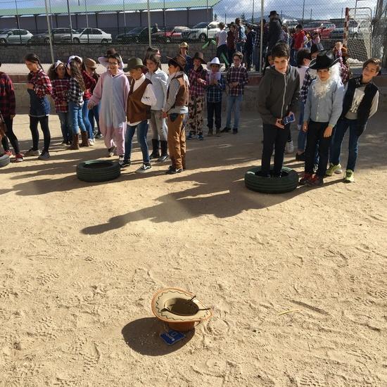6º disfrutando del Carnaval: El Rodeo de Texas. 22