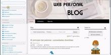 Crear un índice para el Blog