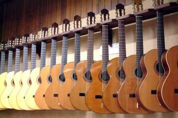 Guitarras artesanas