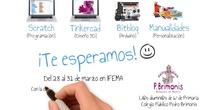 Crea tu robot-mascota Feria Madrid por la Ciencia (HD)