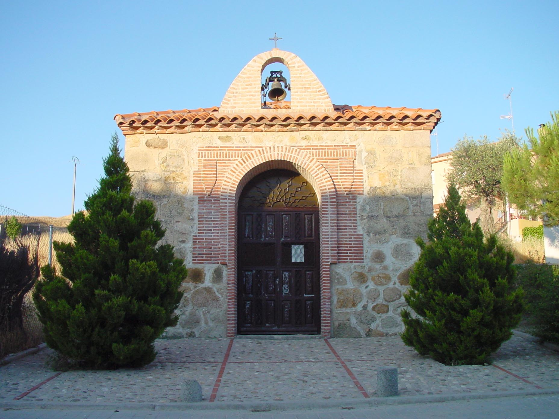 Ermita en Villamantilla