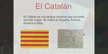 3ESO - Lengua -Lenguas de España - Claudia Serrano
