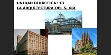 UD 13. La arquitectura del S. XIX