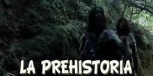 La Prehistoria contada a los niños