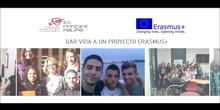 """Presentación Buenas Prácticas Erasmus FP """"IES Príncipe Felipe"""""""