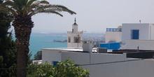 Edificio, Sidi Bou Said, Túnez