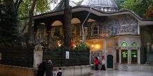 Tumba de Eyup, Estambul, Turquía