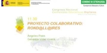 """Proyecto colaborativo: """"Rond@ll@ires""""."""