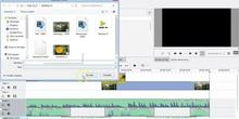 Kdenlive - Guardando el proyecto en el aula virtual