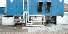 Unidad climatizadora Agua Aire