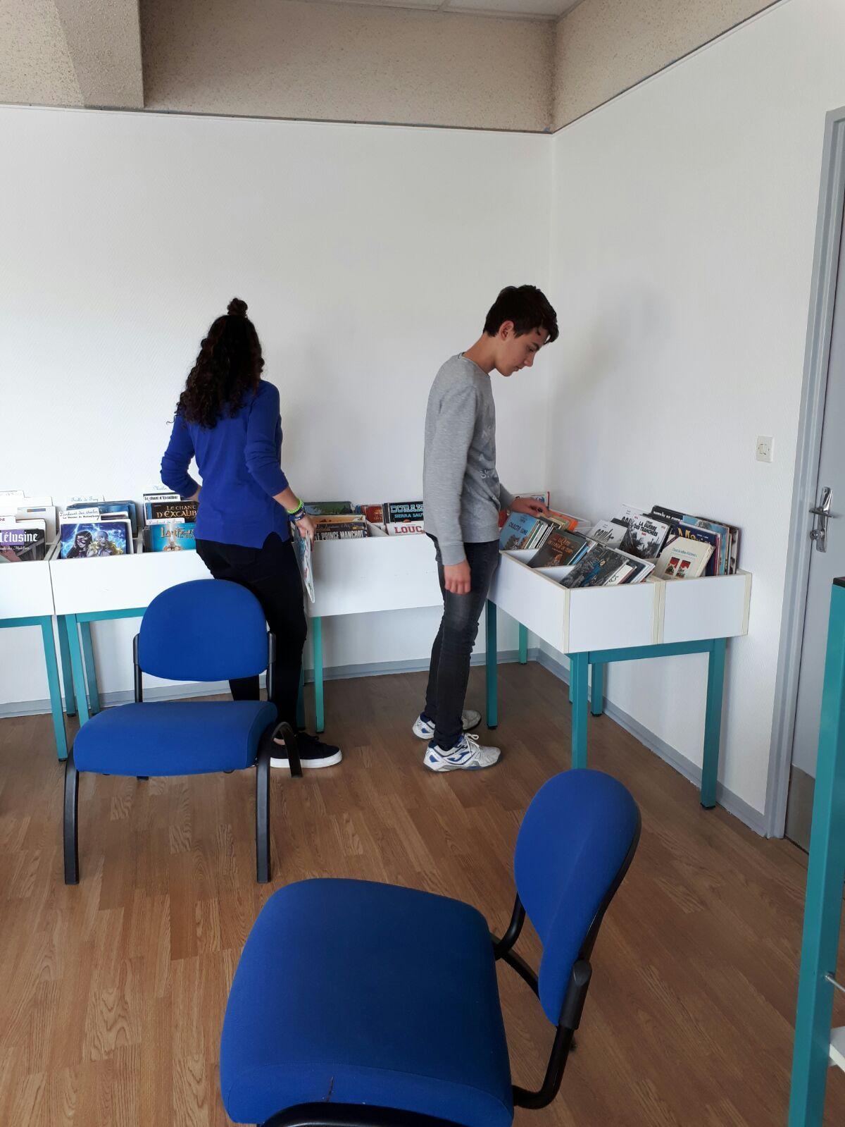 Intercambio Collège les Remparts. Abril 2017 6