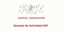 Reto 3. Creación de una Actividad H5P.  Optimiza tu curso de Aula Virtual