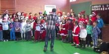 Fiesta de Navidad. Villancico 1º Primaria
