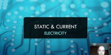 Static & current electricity