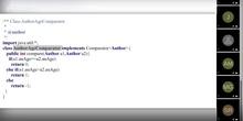 Programacion Java Ordenacion Colecciones Objetos