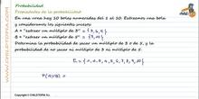 11. REGLA DE  LAPLACE III