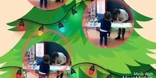 Decoración navidad CEIP Poetisa Celia Viñas 2020