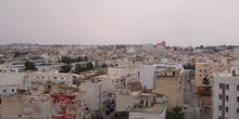 Panorámica general, Túnez