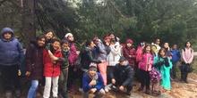 Excursión de tres días a Cercedilla 5º y 6º 24
