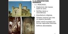 "3. Arquitectura románica<span class=""educational"" title=""Contenido educativo""><span class=""sr-av""> - Contenido educativo</span></span>"