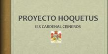 Información sobre el proyecto hoquetus del IES carddenal Cisneros