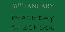 PEACE SCHOOL DAY
