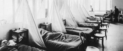 La gripe del 1918