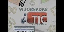 """Ponencia de D. Carlos Requena """"Aplicación móvil y red social deportiva"""" VI Jornadas iTIC 2014"""