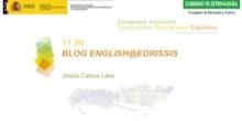 Blog English@Edrissis