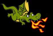 Dragón traga traga