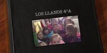 Proyecto Intergeneracional Los Llanos 4ºA (octubre 2015)
