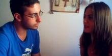 entrevista para el video